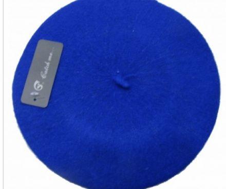 Барета турско синьо