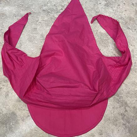 Кърпа за глава с козирка