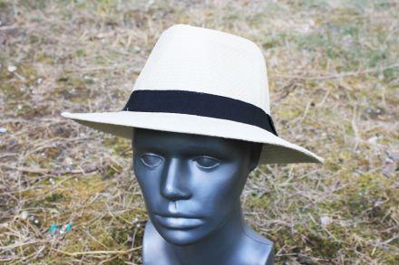 шапка Индиана Джоунс екрю