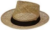 Мъжка шапка от морска трева